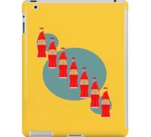 Red Pop iPad Case/Skin
