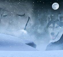 Spirits of Winter by Rhana Griffin