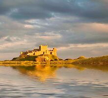 Bamburgh Castle by cazjeff1958