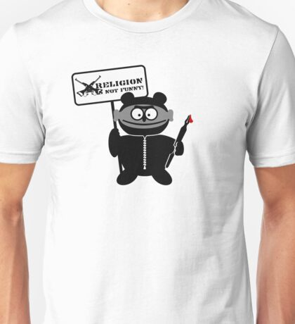 Religion is not funny VRS2 T-Shirt