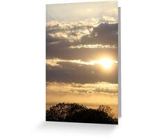 Sunset Series 10 Greeting Card