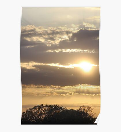 Sunset Series 10 Poster