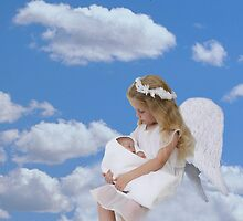I Held an Angel by Deanna Roy
