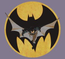 Batman Year One logo Kids Clothes