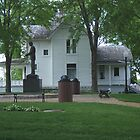 Ronald Reagan's Boyhood Home by Ogre