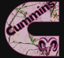 Cummins Dodge Pink Camouflage by Creativezone1