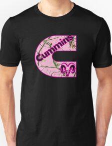 Cummins Dodge Pink Camouflage T-Shirt