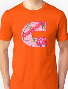 Cummins Dodge Pink Camouflage Unisex T-Shirt