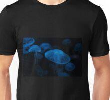 Jellyfish in Blue Light T-Shirt