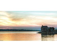 Willard Beach Sunrise Photographic Print