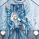 Bored princess by Roberta Ponte