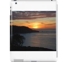 Summer Sunset in San Francisco iPad Case/Skin