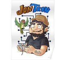 JonTron Fan Art Poster