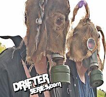 The Regulators Official Travel Mug! DrifterSeries.com by Wastelander01