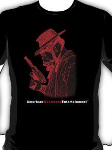American Wasteland Entertainment Shirt or Travel Mug T-Shirt