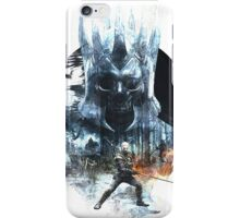 The King of the Wild Hunt iPhone Case/Skin