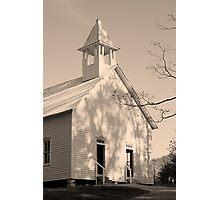 Methodist Church III Photographic Print