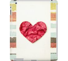 Heart Unbroken iPad Case/Skin