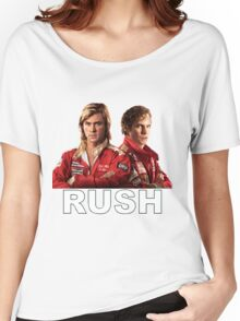 Rush Women's Relaxed Fit T-Shirt