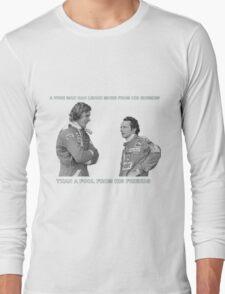 Best Enemies - real life Long Sleeve T-Shirt