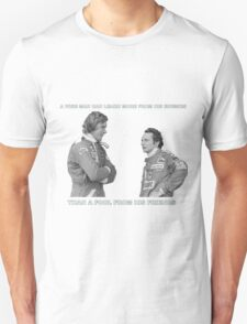 Best Enemies - real life T-Shirt