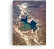 Lake Callabonna Canvas Print