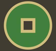 Minimalist Earth Kingdom Emblem by Jesse Frankus