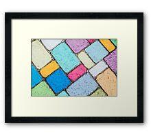Bricked #1 Framed Print