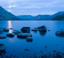 Ullswater By Night by Stephen Paylor