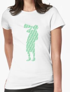 Cody Rocks 01 Womens Fitted T-Shirt