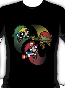 Super Puff Bros 1 T-Shirt