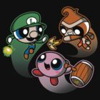 Super Puff Bros 3 by Punksthetic