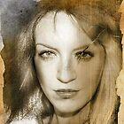 Sepia Self Portrait 2 by Artway