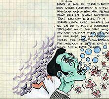 moleskin sketches 2 by CadetCactus