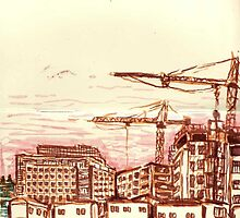 moleskin sketches 9 by CadetCactus