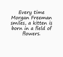 Morgan Freeman Smiles Unisex T-Shirt