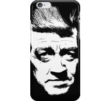 David Lynch Pop Art iPhone Case/Skin