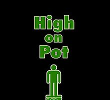 420 High On Pot weed culture by WhoDunIT