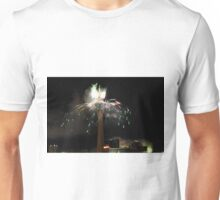 New Year's Eve Fireworks Unisex T-Shirt