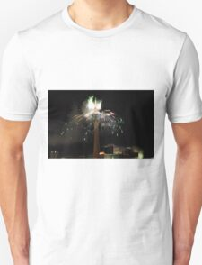 New Year's Eve Fireworks T-Shirt