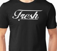 Fresh Lines [White Ink] | OG Collection Unisex T-Shirt
