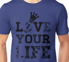 Live Love Your Life V2 | OG Collection Unisex T-Shirt