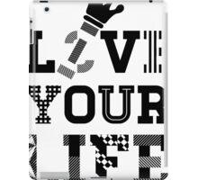 Live Love Your Life V2 | OG Collection iPad Case/Skin