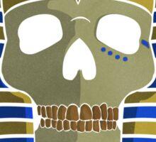 Old Bones- Ushabti (colour) Sticker