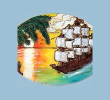 avast ye matie's Womens Fitted T-Shirt