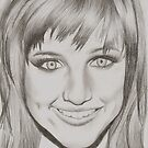 Ashlee Simpson by emmyjewel
