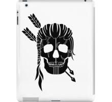 Old Bones- Woad iPad Case/Skin