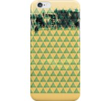 Digital Landscape #8 iPhone Case/Skin