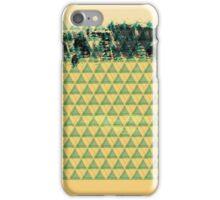 Digital Landscape #8 iPhone Case/Skin