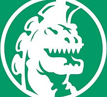 Happy Godzilla! by BobRosland